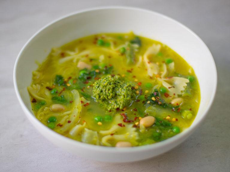 Minestrone Verde Recipe
